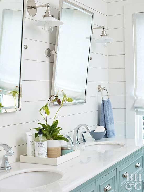 How To Clean Bathroom Fixtures Better Homes Gardens