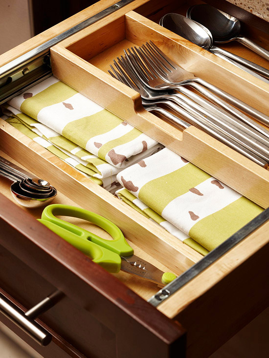 Organize with Inserts