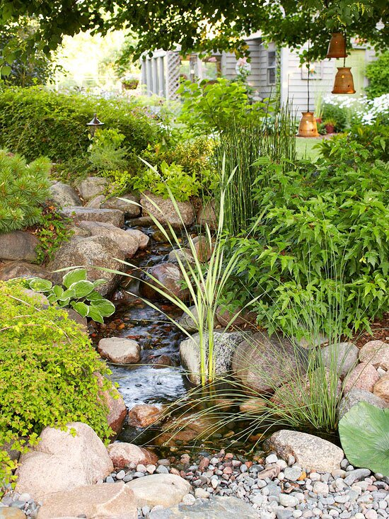 Water Feature For Your Garden Better Homes Gardens