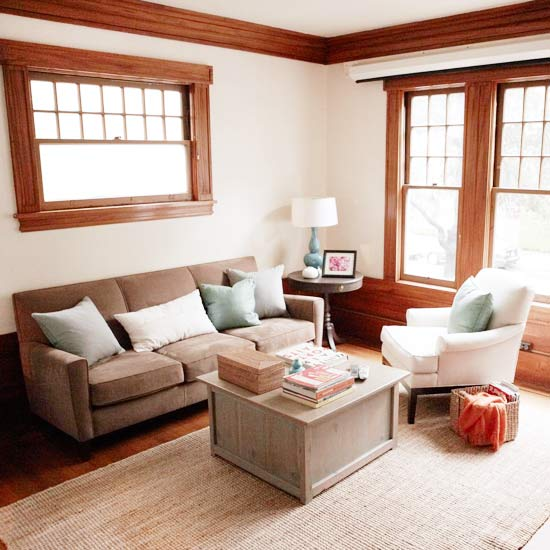 A Living Room in Need of a Makeover