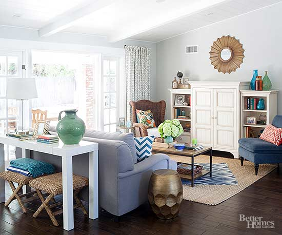 A Background In Effective Plans Of Living Rooms