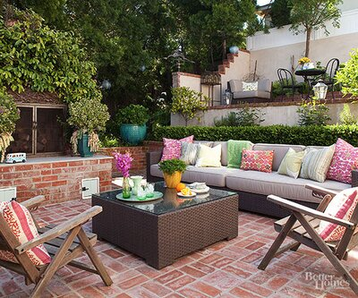8 Tips For Choosing Patio Furniture Better Homes Gardens