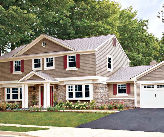 27 Exterior Color Combinations For