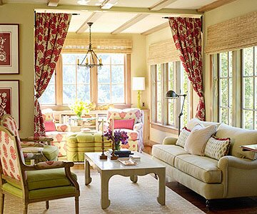 Home Decorating Ideas: Get the Look of a Fabric-Filled ...