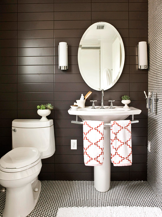 Bathroom Wall Decor Better Homes Gardens