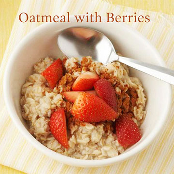 Oatmeal with Berries