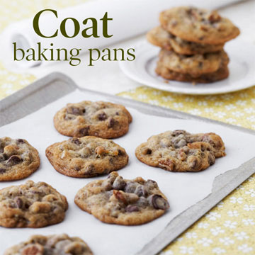 Coat Your Pans for Heart Health