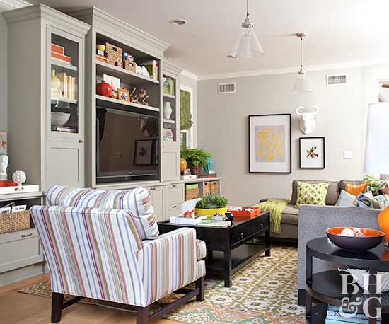 Sensational 15 Storage Ideas To Keep Any Basement Tidy Squirreltailoven Fun Painted Chair Ideas Images Squirreltailovenorg