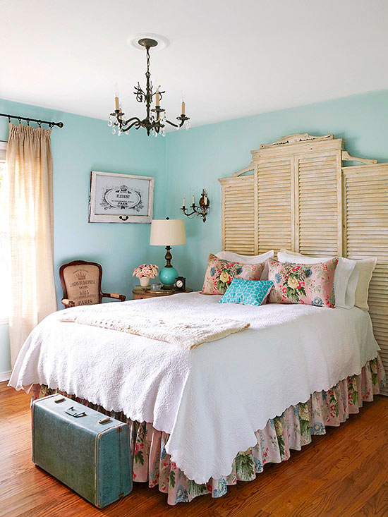Vintage Bedroom Ideas Better Homes Gardens