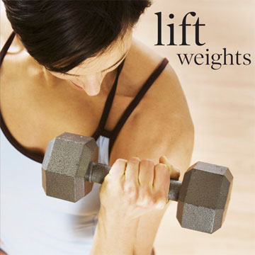 Lift Weights