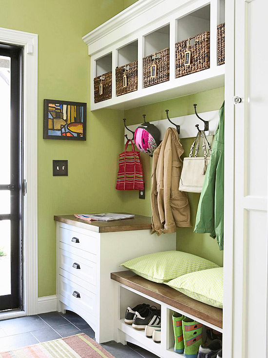 Mudroom Makeup