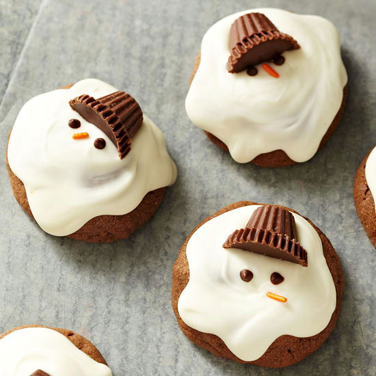 Because Cookies Can Look Like Snowmen...