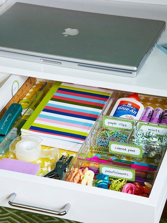 Dressed-Up Drawer