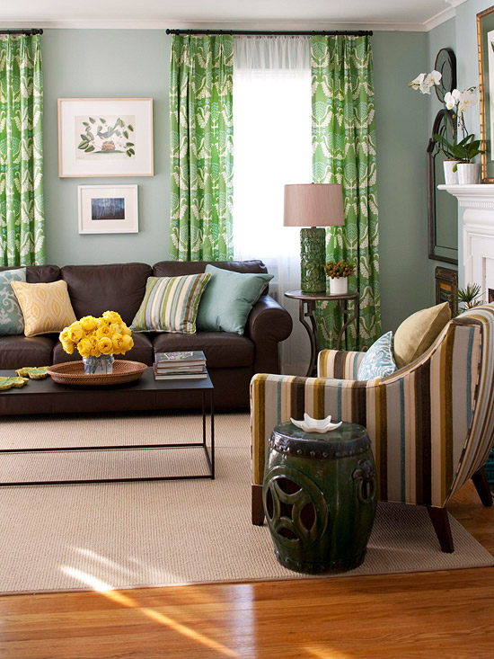 Living Room Color Schemes Better