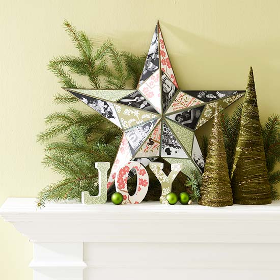 Decorations from Mantel Displays