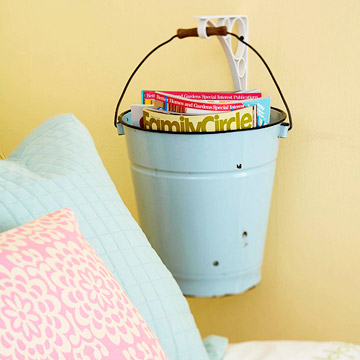 Hang Your Reading in a Bucket