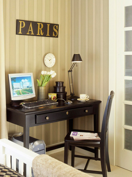 Small Space Home Offices
