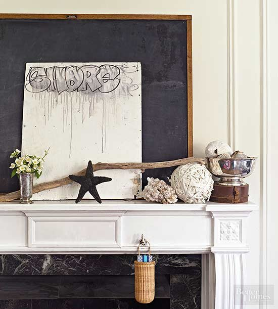 Brilliant 25 Creative Ways To Dress Up Your Mantel Download Free Architecture Designs Scobabritishbridgeorg
