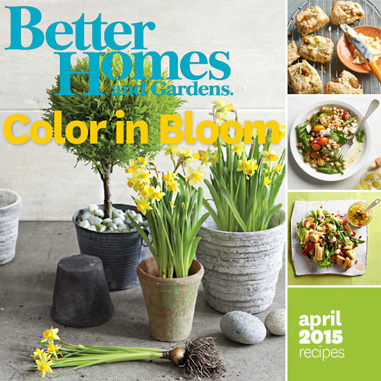 BHG April 2015 recipes