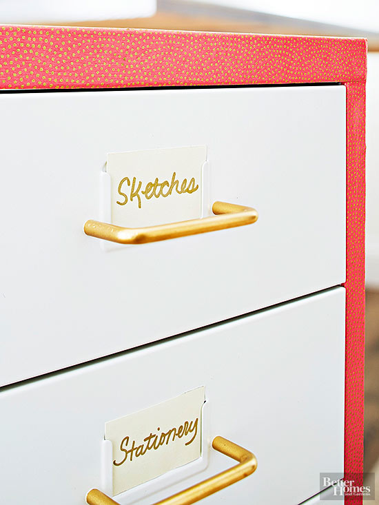 Gold-Dusted Drawers