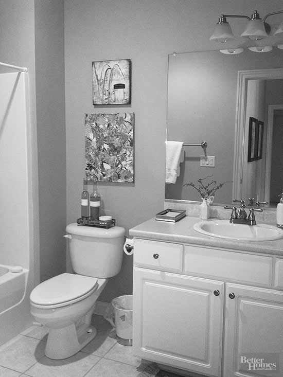 Before and Afters - Bathroom