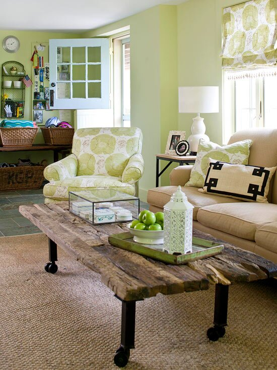 Decorating By Style: Classic Country Rooms