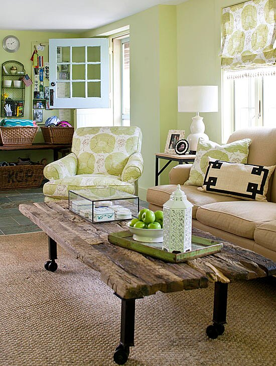 Decorating By Style Classic Country Rooms