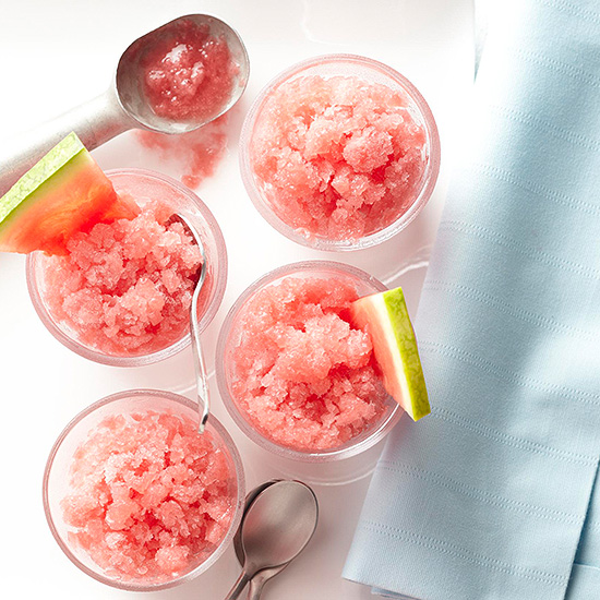 Fat-Free Watermelon Sherbet