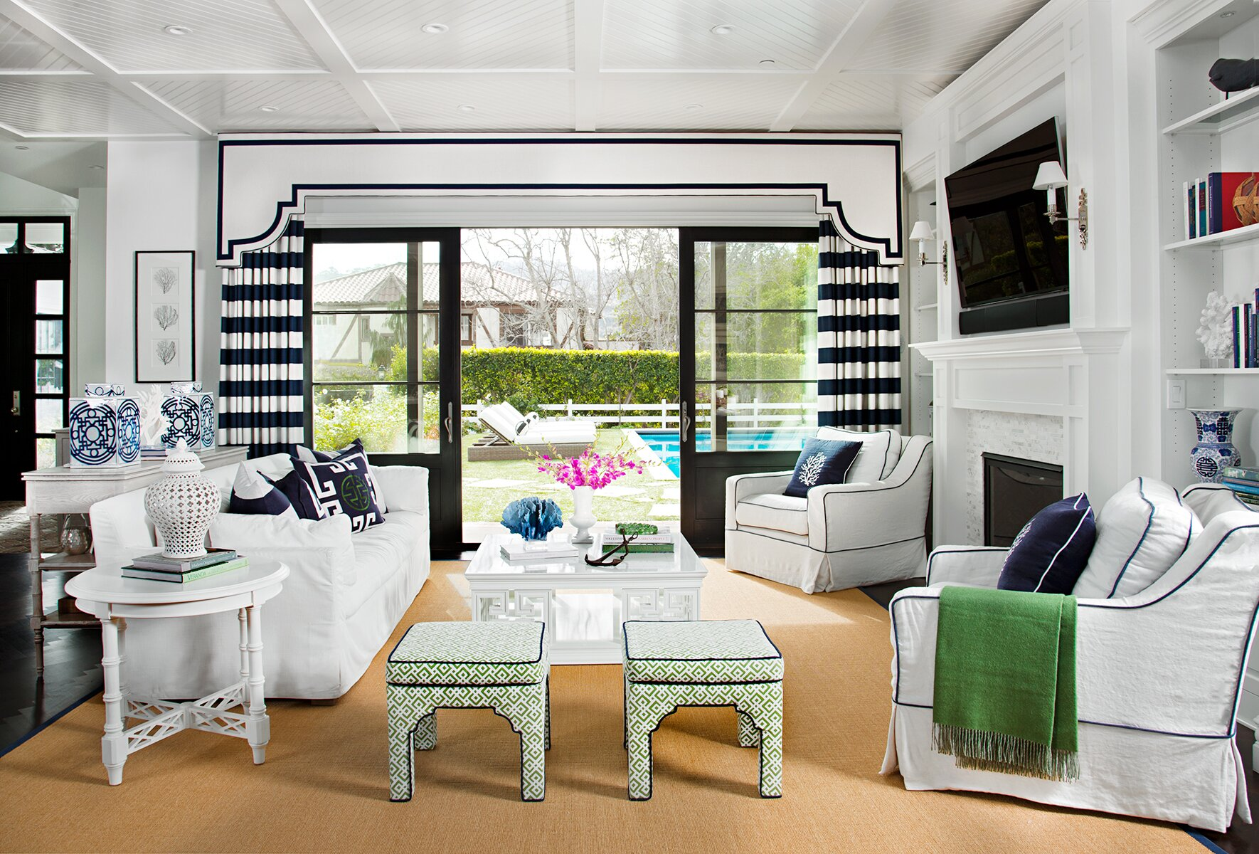 Window Treatment Solutions For Sliding Doors Better Homes