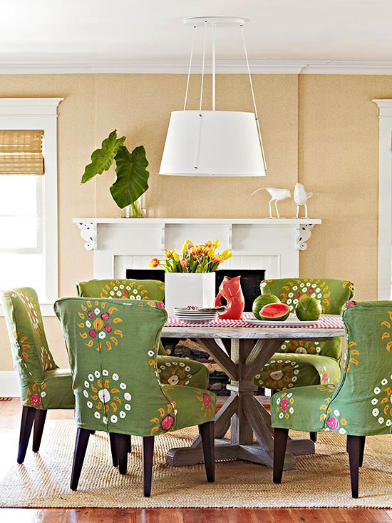Choosing Dining Room Colors Better Homes Gardens