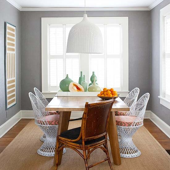 Ideas for Decorating in Gray - Better Homes & Gardens - BHG.com