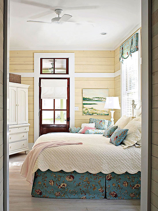 Country Bedroom Ideas Better Homes Gardens