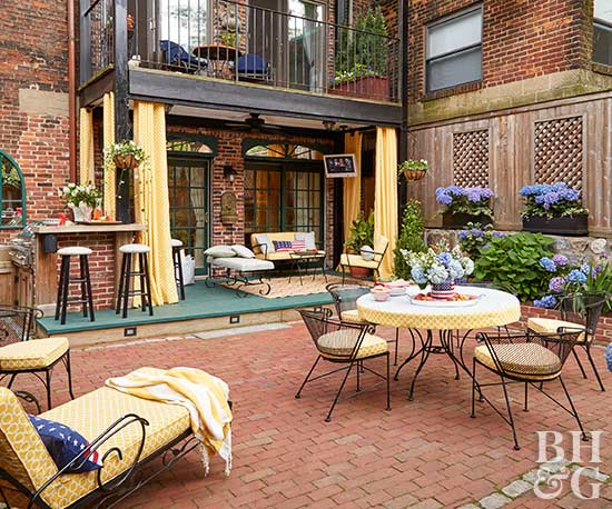 brick, bricks, patio