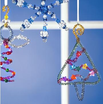 Bright Beads Christmas Ornaments Better Homes Gardens