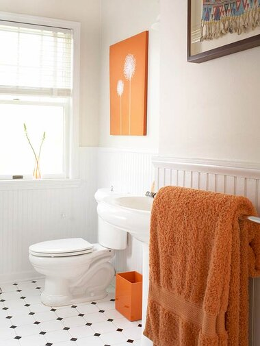 Bathroom Wainscoting Ideas