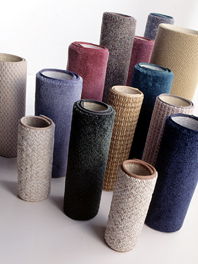 Carpet Sample Rolls