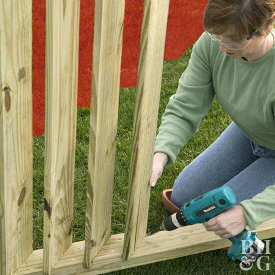 drilling fencing