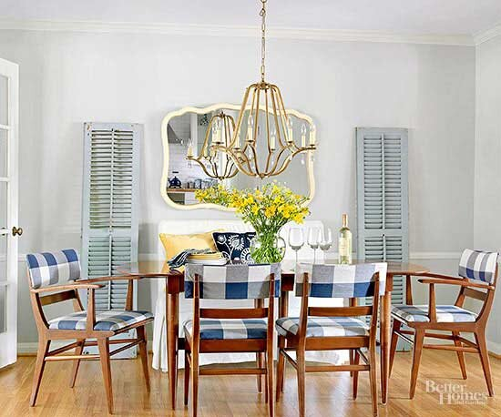 Remarkable Decorate With Buffalo Plaid Better Homes Gardens Ibusinesslaw Wood Chair Design Ideas Ibusinesslaworg