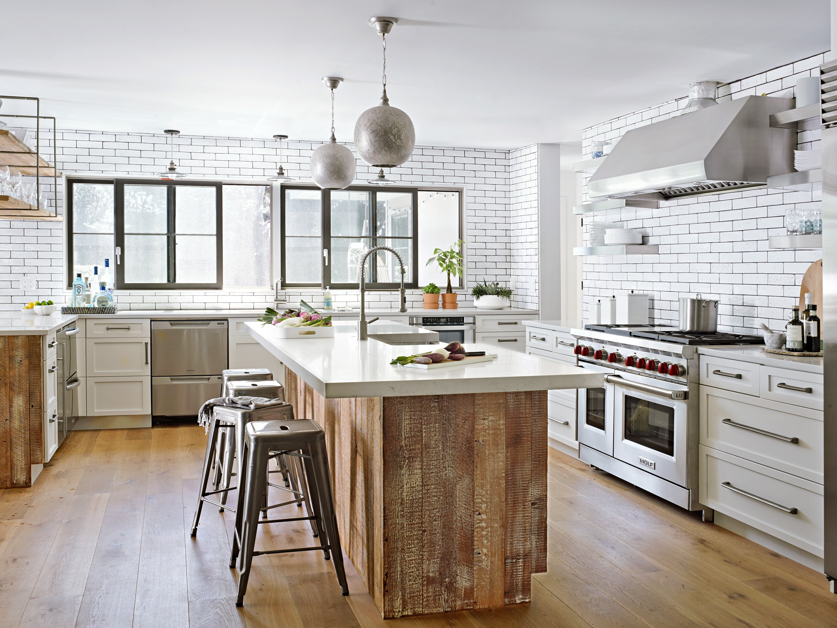 New Ways To Arrange Subway Tile Better Homes Gardens