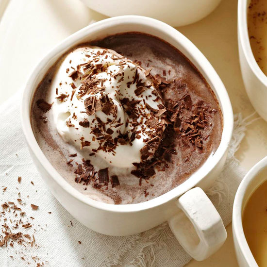 Double Hot Chocolate