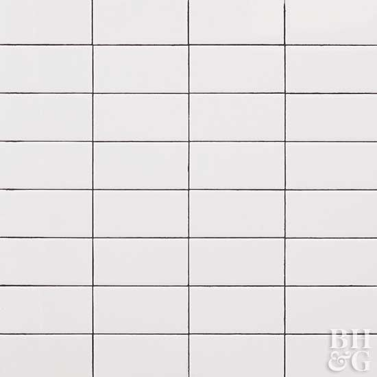 subway tile, white tile,
