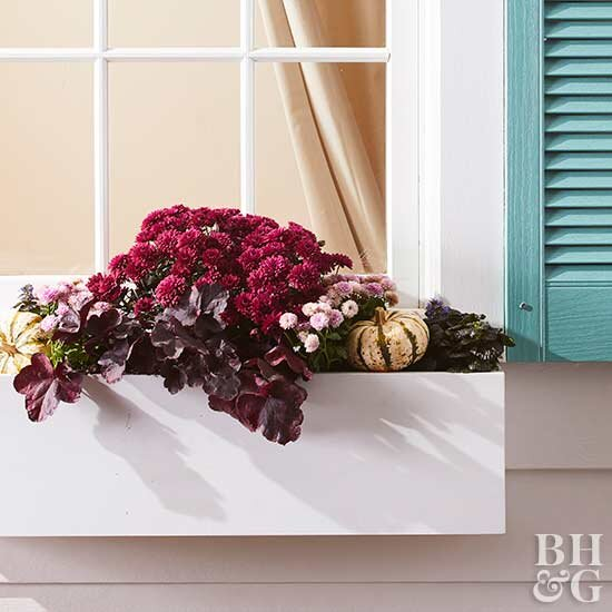 How To Build Window Boxes Better Homes Gardens