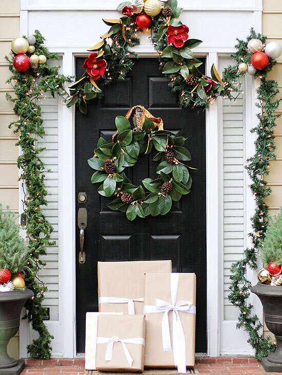 Outdoor Christmas Decoration Ideas.Outdoor Christmas Decorating Ideas