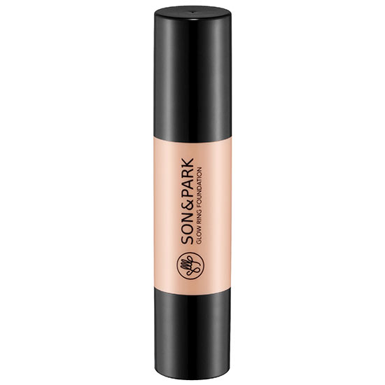 Son & Park glow foundation PR image one time use