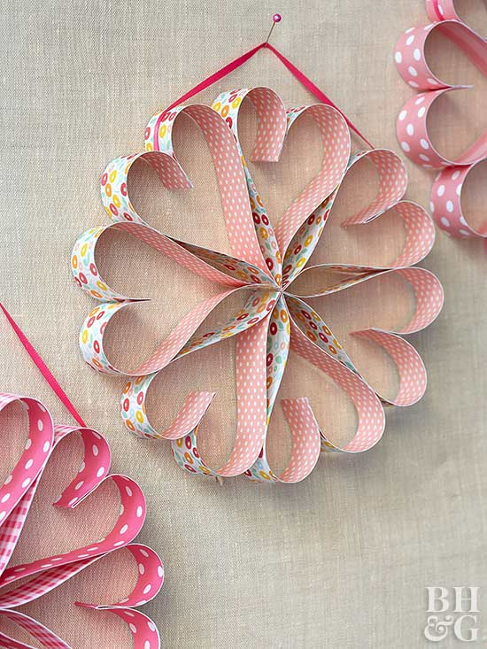 valentine's day crafts, valentine's day, heart crafts