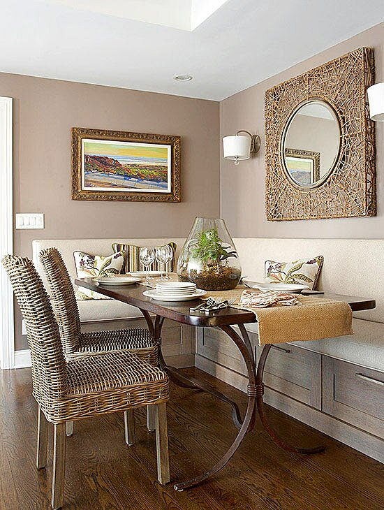 Awesome Live Large With These Small Dining Room Ideas Download Free Architecture Designs Scobabritishbridgeorg