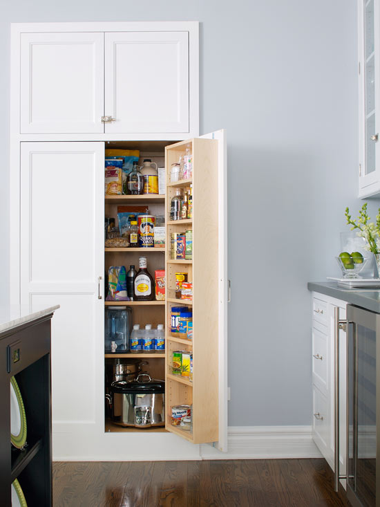 Kitchen Pantry Design Ideas Better