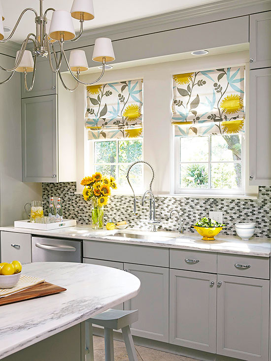 Kitchen Window Treatments Better