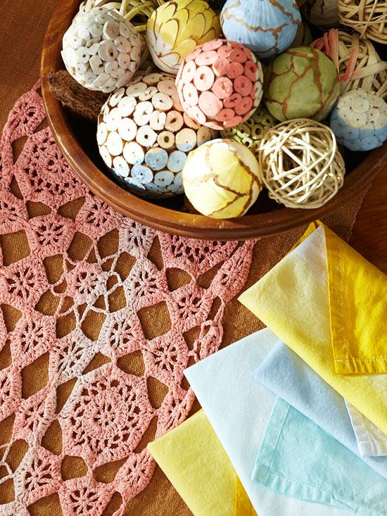 Dyed fabric projects