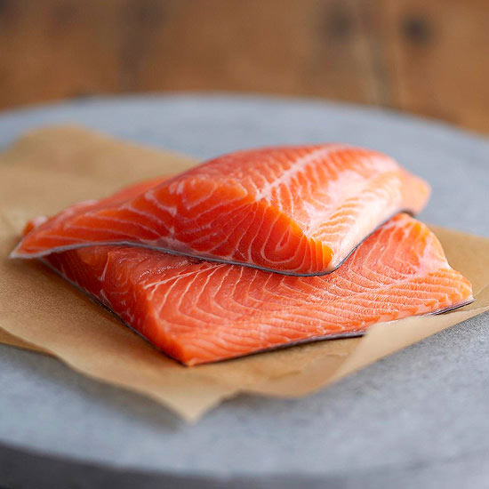 Top Heart-Health Proteins: Salmon